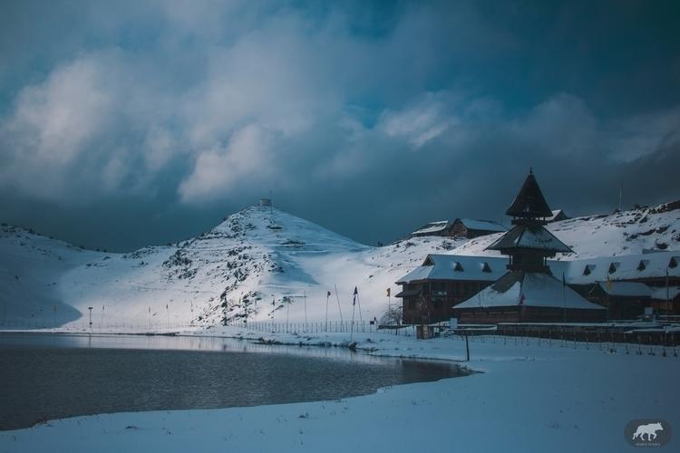 mountains, place lived. camp ph - aryamanpathania | ello