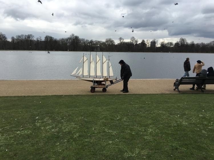 Kensington Gardens, iPhone 6s - iPhone6s - toshmarshall | ello