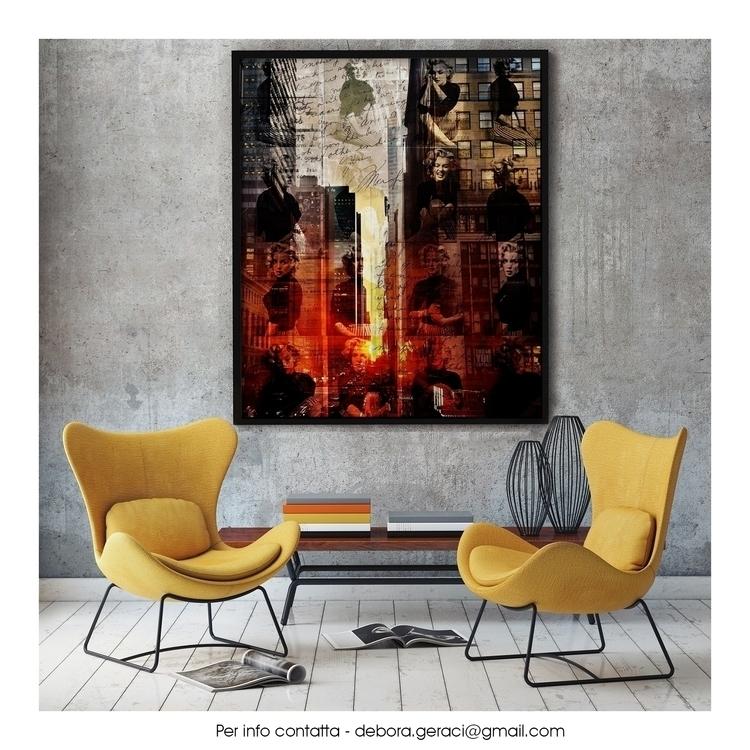 Poster Alba NYC 140x170 cm € 25 - deborageraci | ello