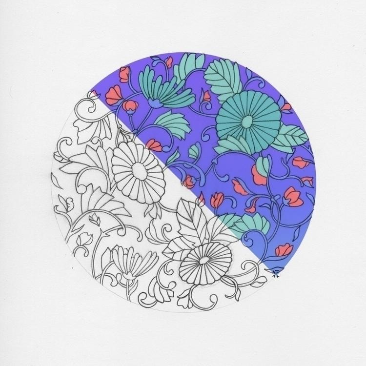 illustration, sketch, drawing - 3-3-3   ello