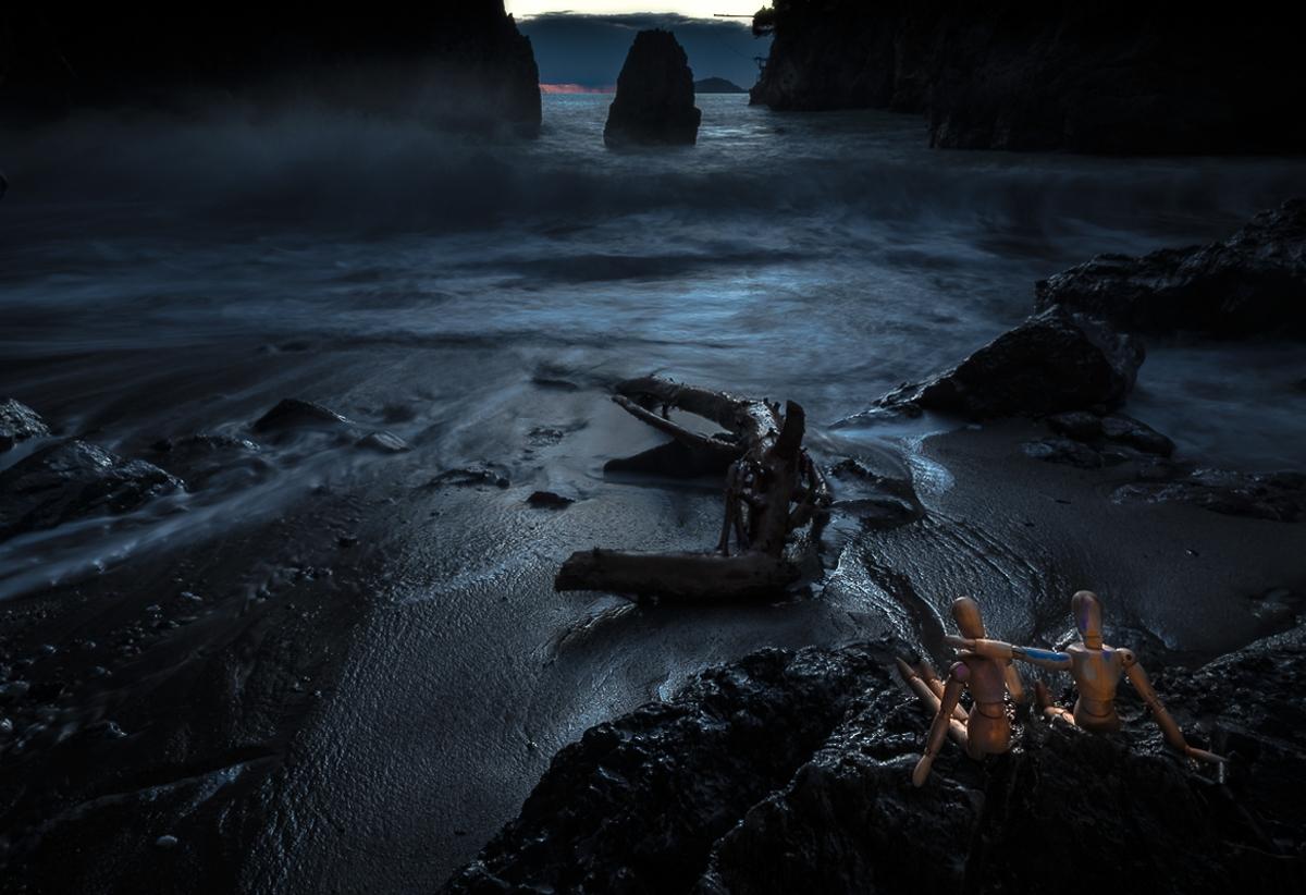 """Lost"" — Photographer: Federico - darkbeautymag | ello"
