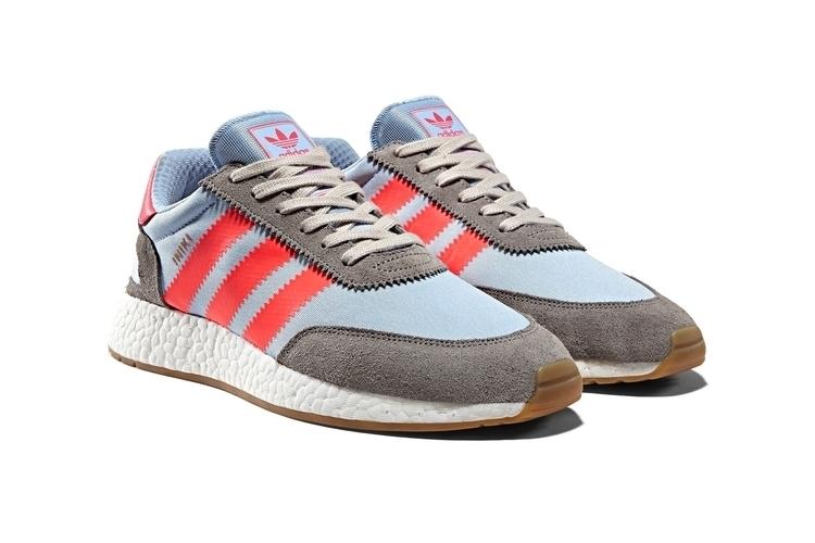 Adidas Iniki Runner grey/turbo - drxero   ello
