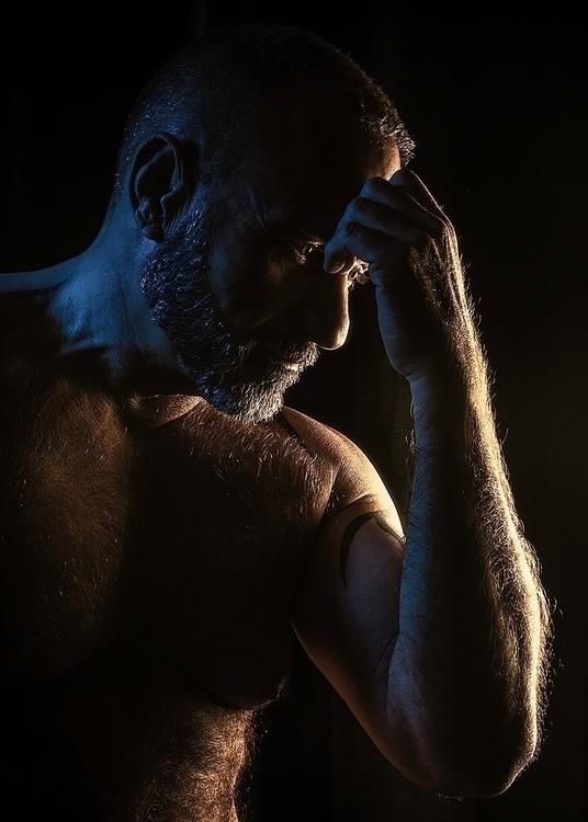 Photographer:Alain Bearinz Mod - darkbeautymag | ello