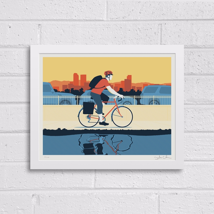 Commuter Perfect gift road warr - justincline | ello