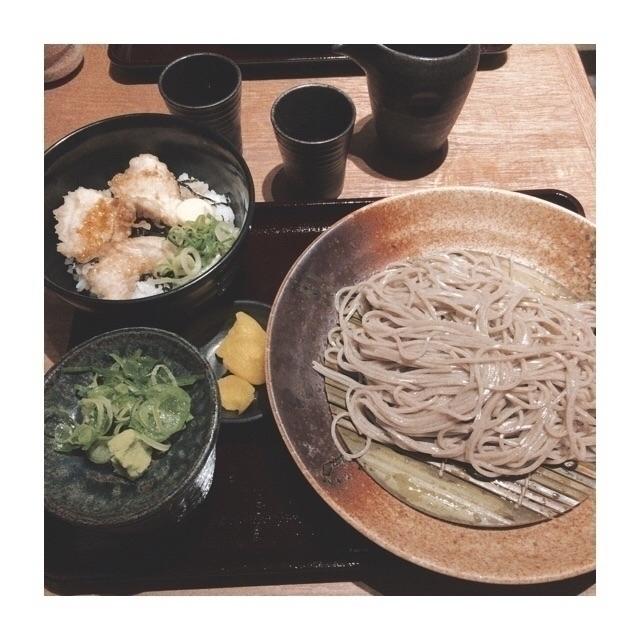 多賀そば:sake:お酒もうまい:white_flower - yukarim | ello