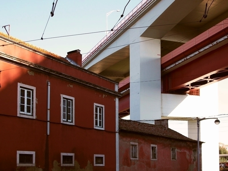 Architecture | Color shapes bod - paulzoller | ello
