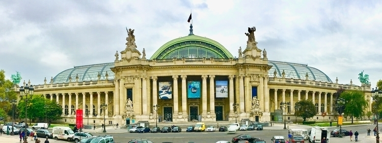 Palais - Grand, Paris - jaymzcan | ello