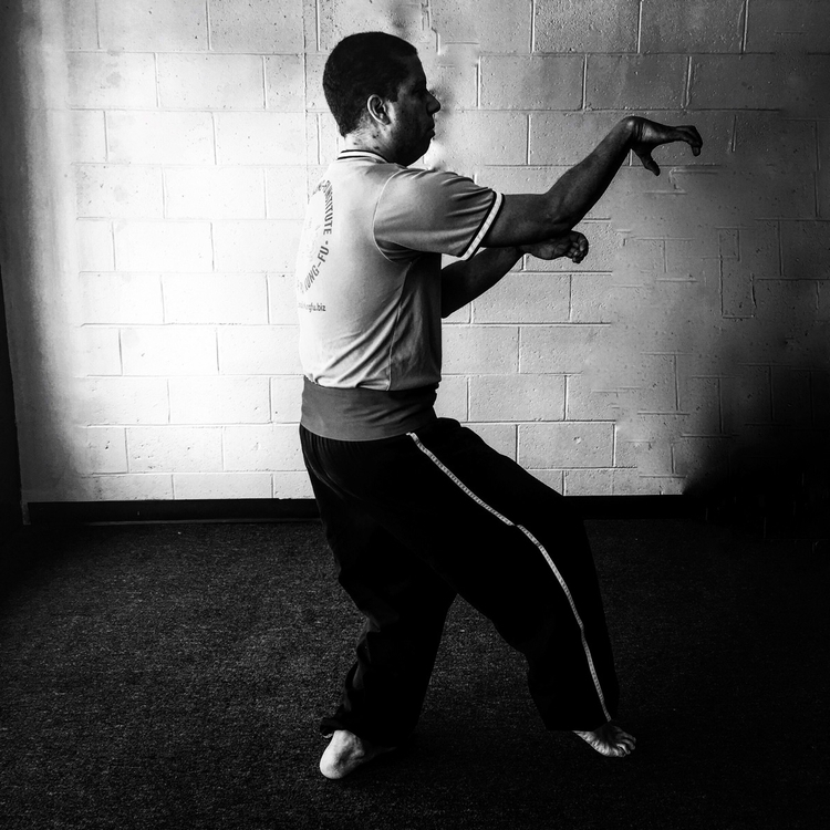 Kung fu simply means achievemen - kung_fu_connections   ello