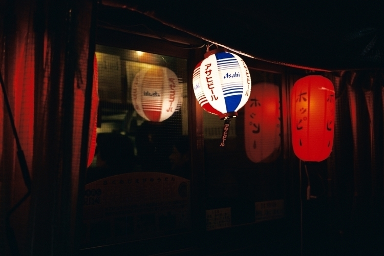 akachochin, kachidoki, tokyo - kappuru | ello