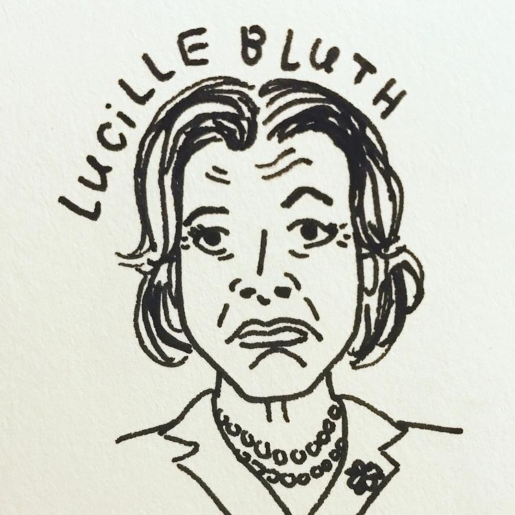 Daily Drawing Belated Day - Luc - wawawawick | ello