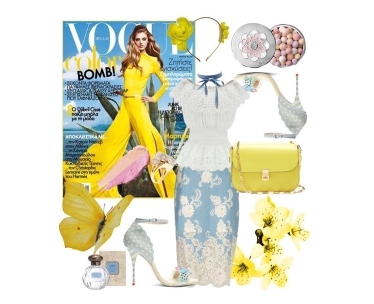 Yellow fever June bugs. style - headbands - mivida   ello