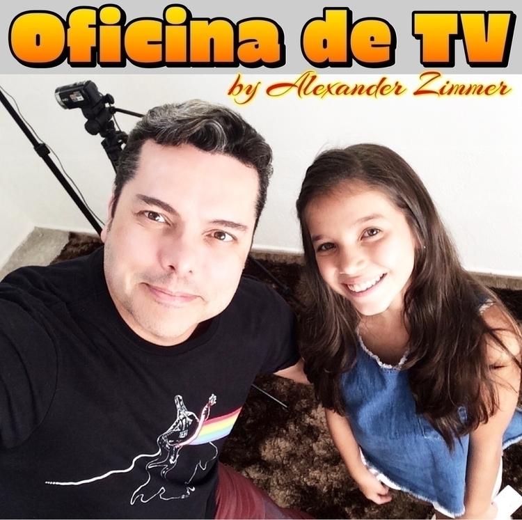 Com atriz Thaís Morello.  - ator - alexanderzimmer | ello