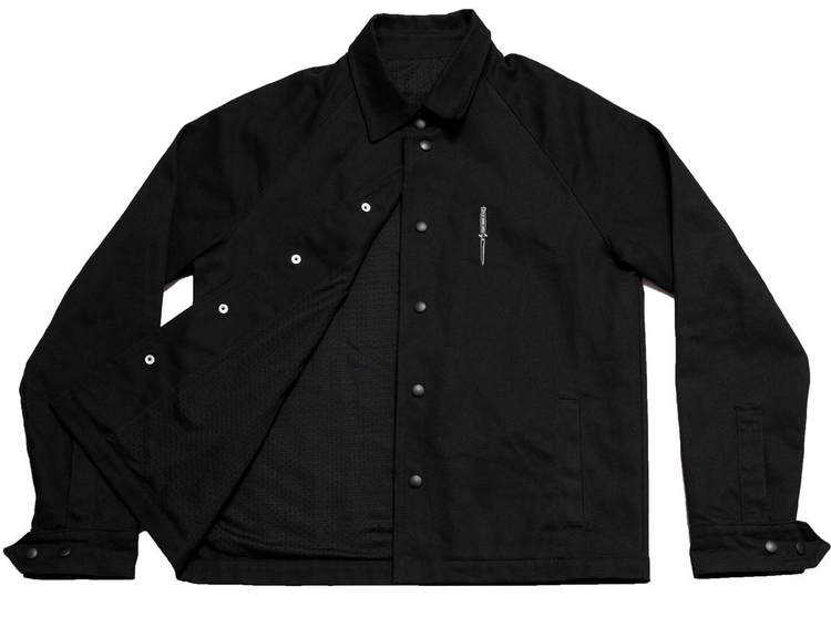 Coach jacket Blackjack Project - timrobot | ello