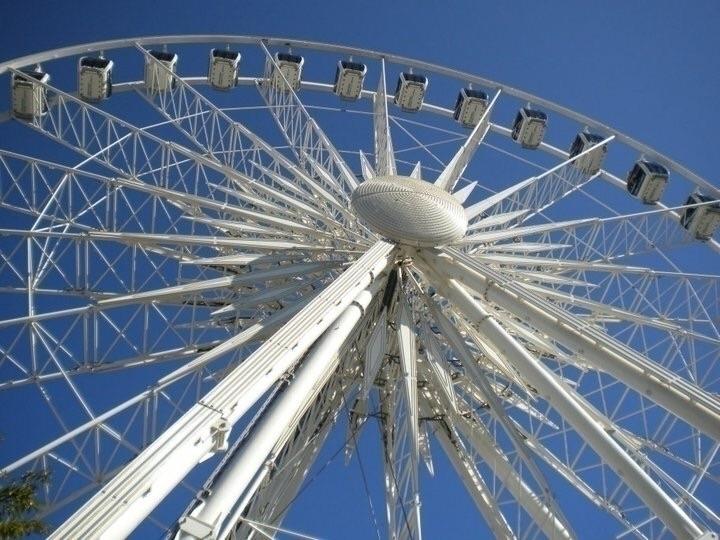Faris wheel Cape Town - mindy2886 | ello