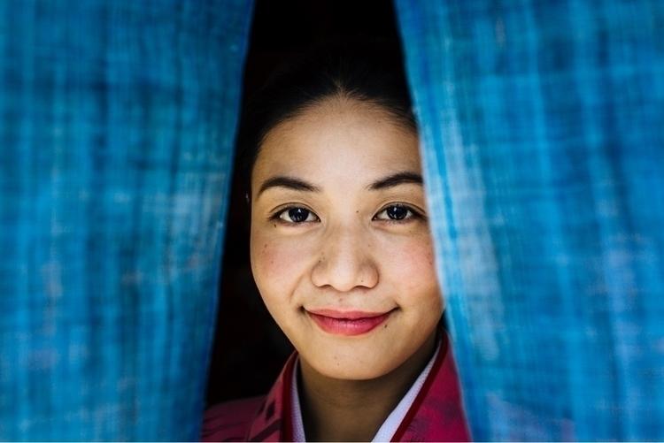 Portrait Japanese beauty assign - afaulkphoto | ello