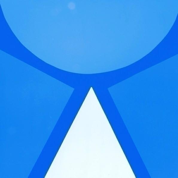 B13, BLUE 2017 ARTSALVE - photogram - artsalve | ello