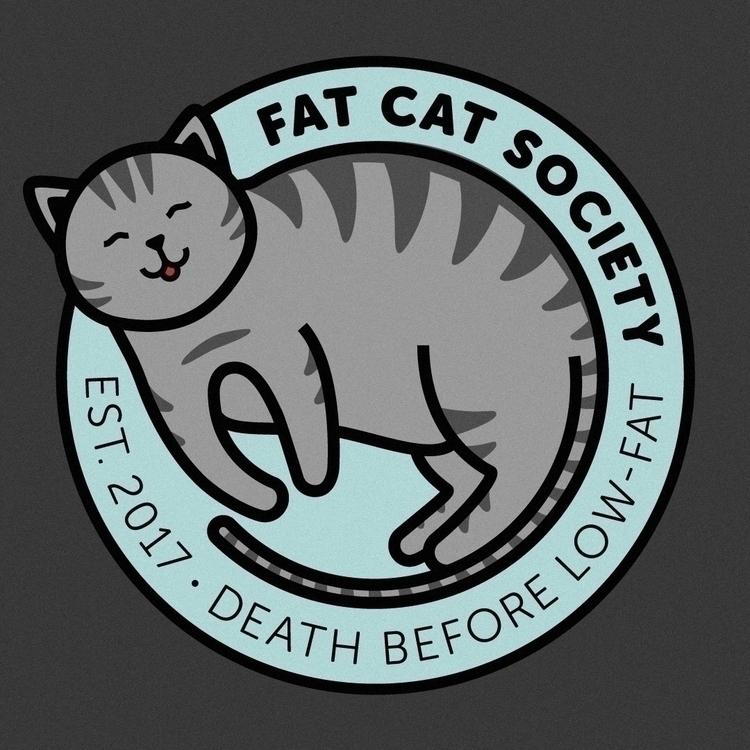cat - graphicdesign, illustration - lance_barrera | ello