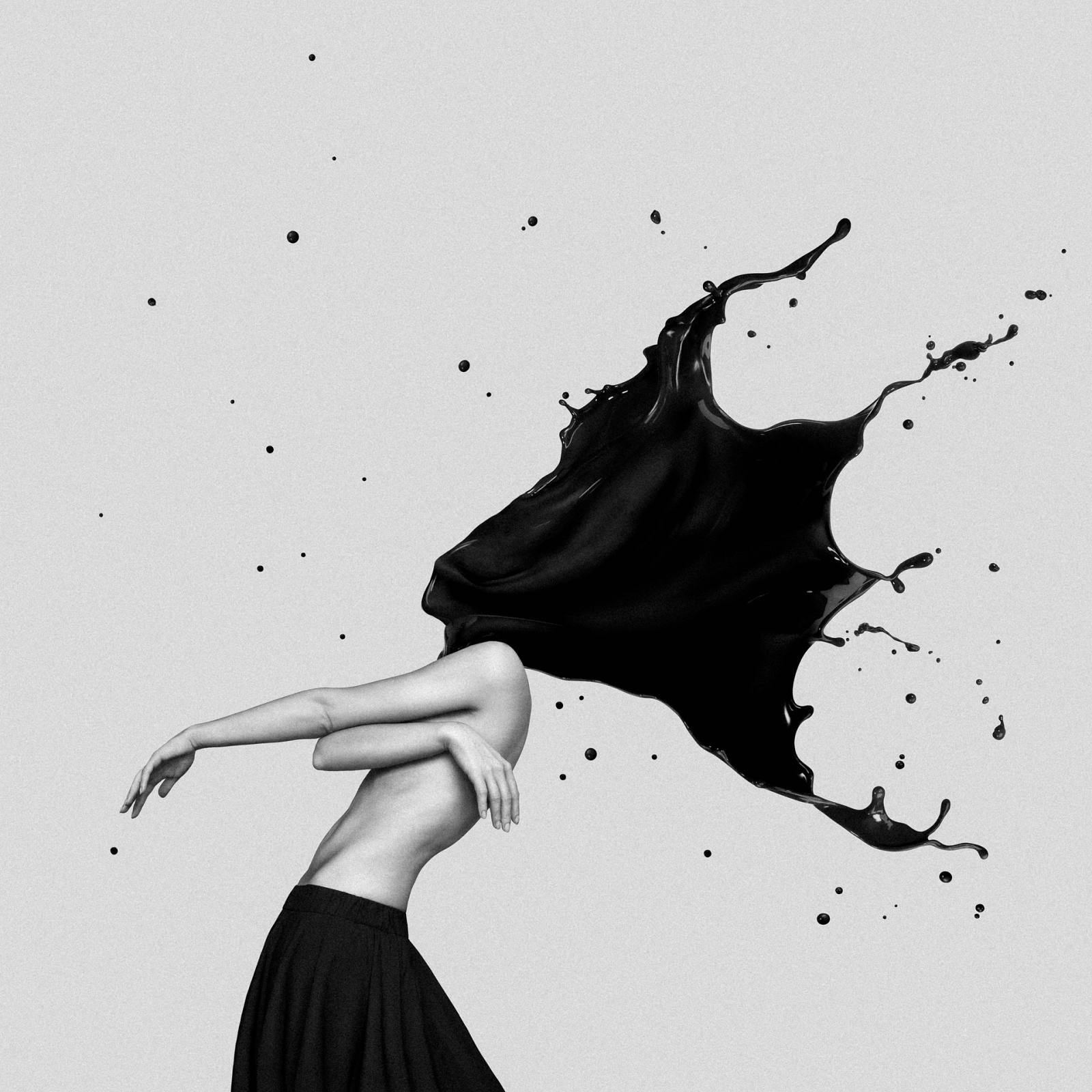 Metamorphosis. Black [Maria - photography - kapka | ello