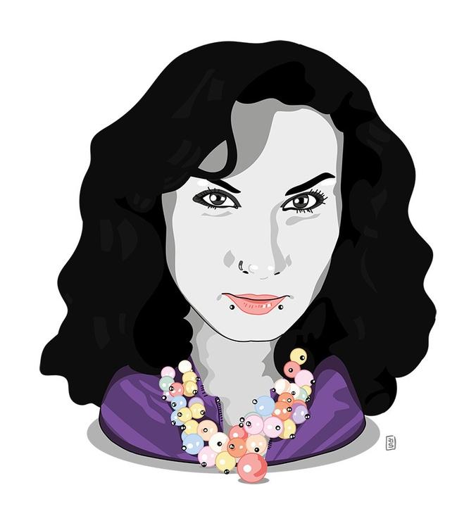 Sookee (Nora Hantzsch - illustration - rivasinge | ello