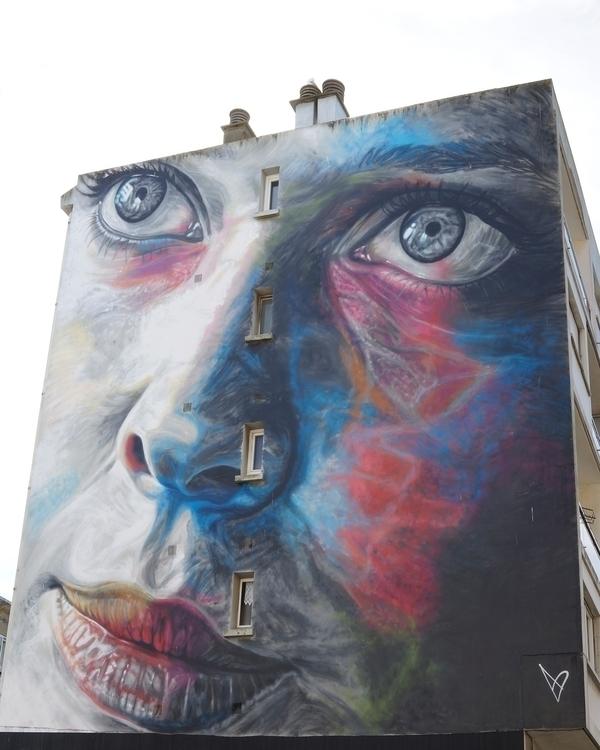 Une œuvre de street art à Boulo - gclavet   ello