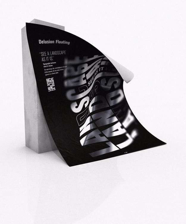 — Delusion Floating Poster rock - faakpaat | ello