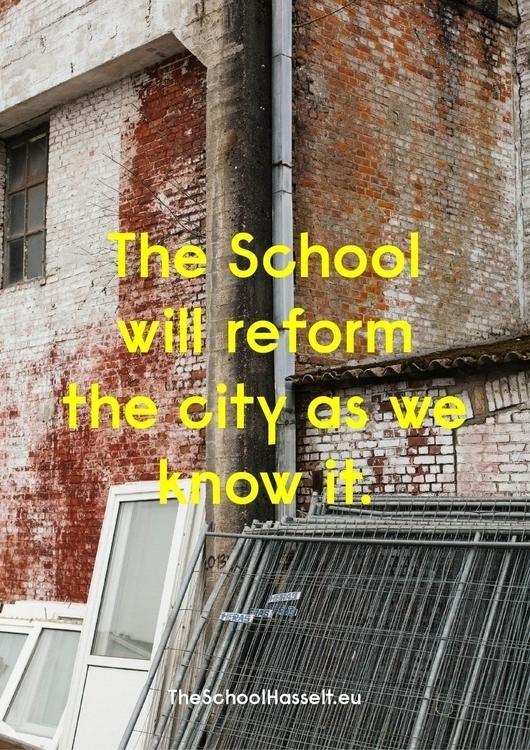 Join School - theschoolhasselt | ello
