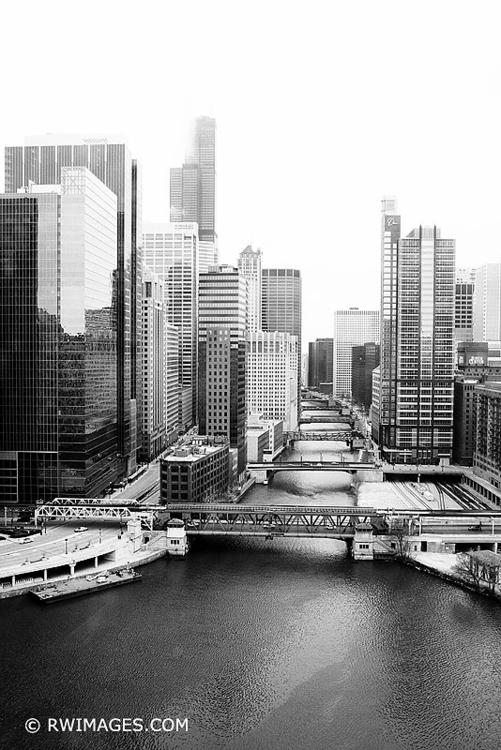 CHICAGO RIVER BRIDGES Large pho - rwi   ello