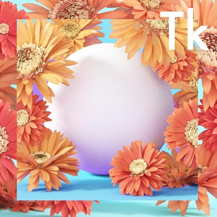 Sphere 96 - Tk Flowers - merlin_aledo | ello