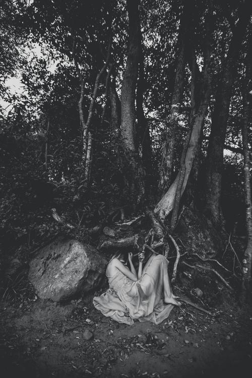 Photographer:Angelika Kollin - DarkBeauty - darkbeautymag | ello