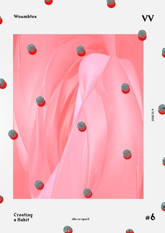 Day 5 random abstract visual ex - operil | ello