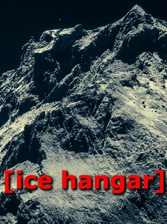 Carl Reagle comet mining facili - kandiliotis | ello