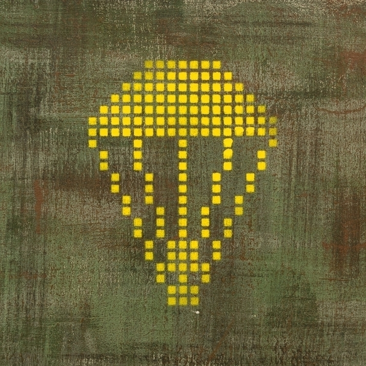 Yellow Army Signs - Parachute - jellemulder | ello