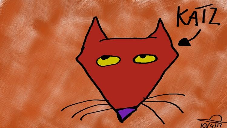 Katz fanart - traviscmarley | ello