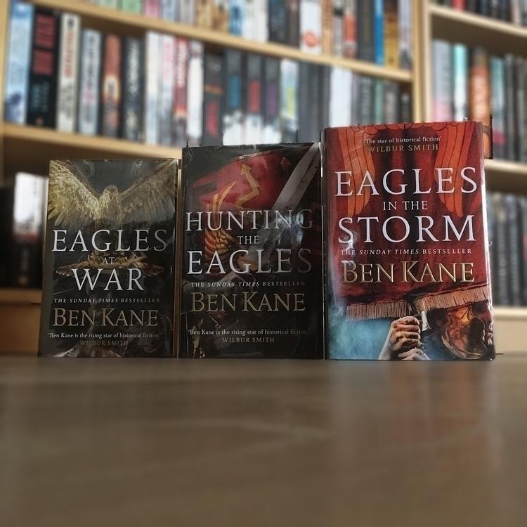 Eagles. Ben latest Roman-era Hi - speesh | ello