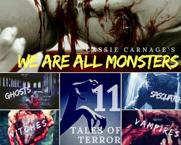 book reviewer interested horror - cassiecarnage   ello
