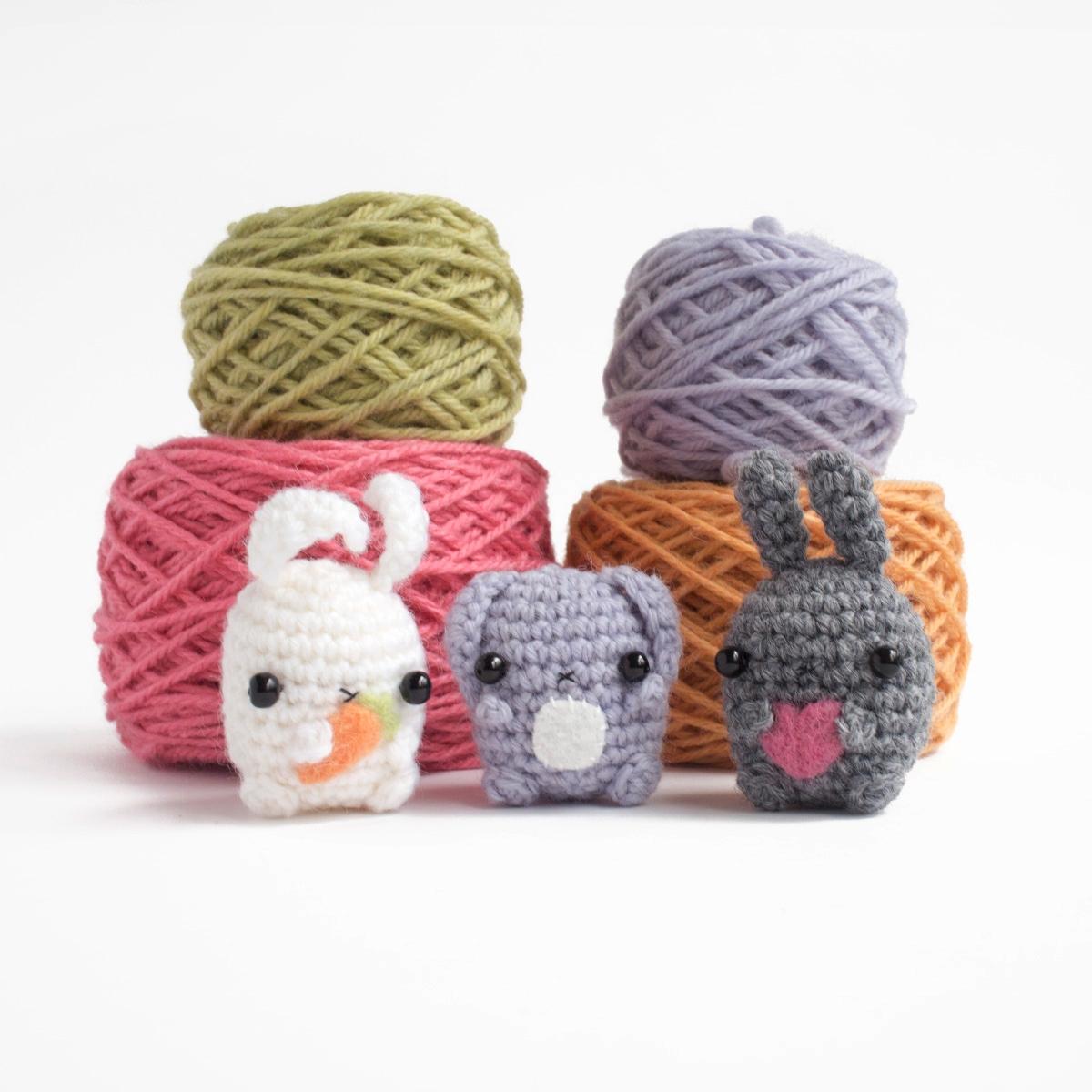 amigurumi bunny pattern ready ✧ - mohu | ello