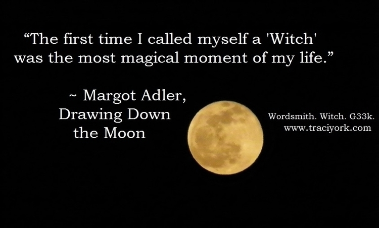 Witchy Wednesday, remembering M - traciyork   ello