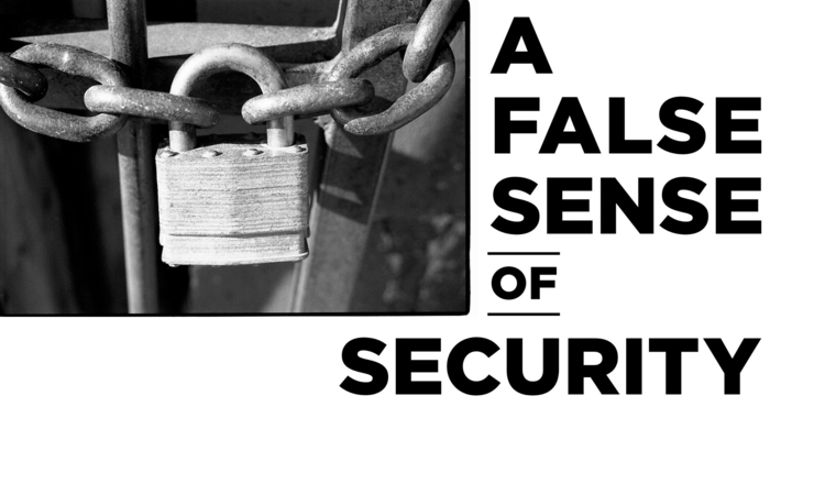 False Sense Security (series)  - nightcrawler | ello