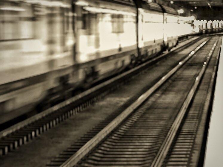 Fast - train, trainstation - marioblanco1685   ello