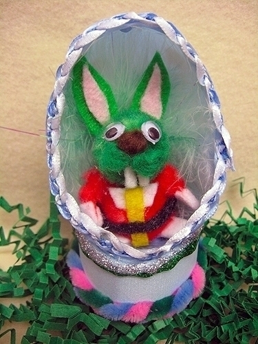 time Easter! Jaxxon Rabbit Star - bonniegrrl | ello