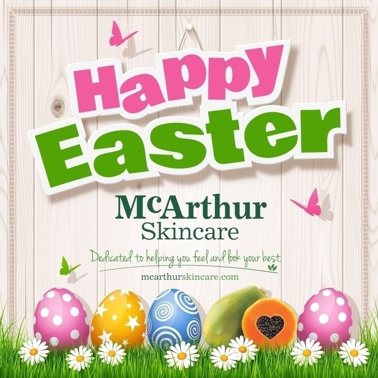 Wishing family safe happy Easte - mcarthurskincare | ello