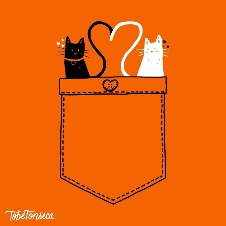 poCATS Love / Tobiasfonseca.com - tobefonseca   ello