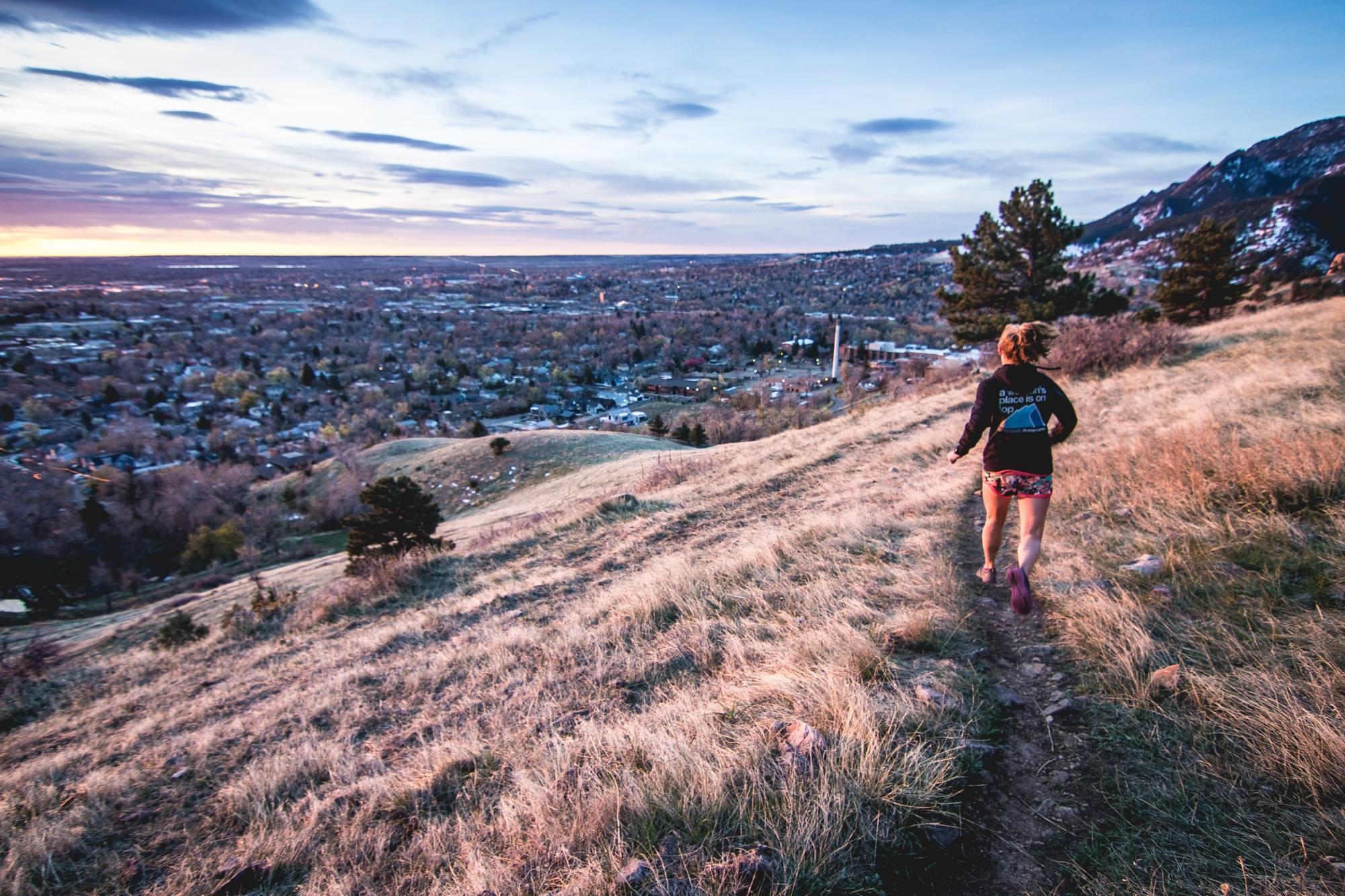 Boulder sunrises Clare Gallaghe - thomaswoodson | ello