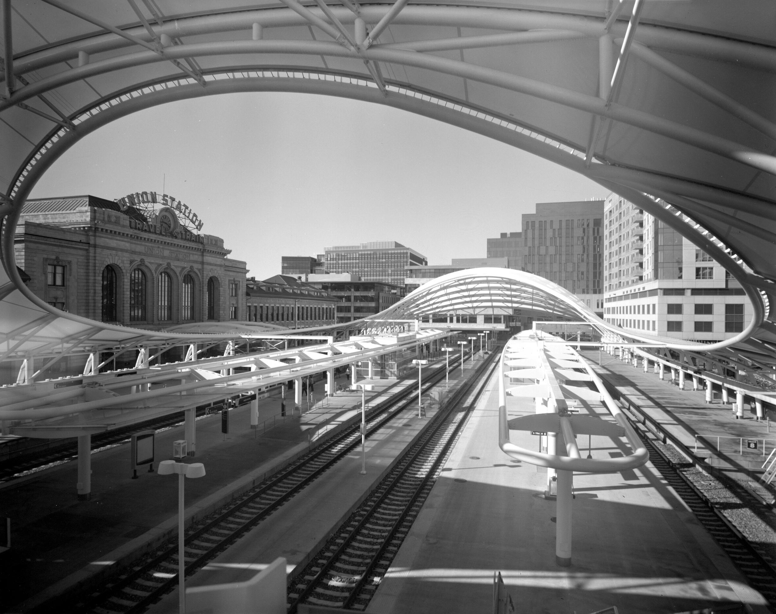Denver Union Station - Sunday M - benmesander | ello