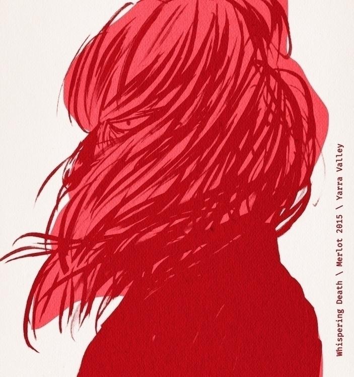 Whispering Death - Merlot 2015 - lwnski | ello