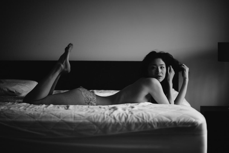 boudoir, beach, loveyourself - yanaklein | ello