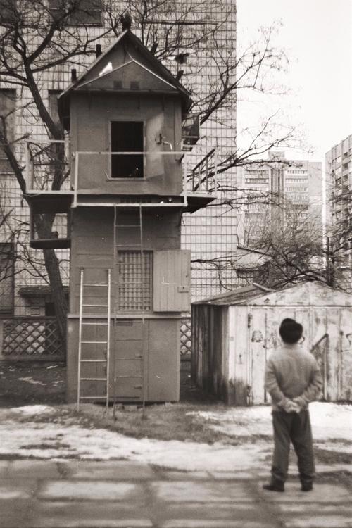 man pigeon house Praktica Mtl 5 - alinele13 | ello