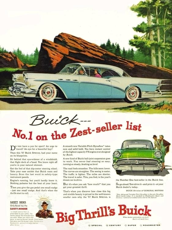 1 Zest-Seller List 1957 Buick S - kohoso   ello