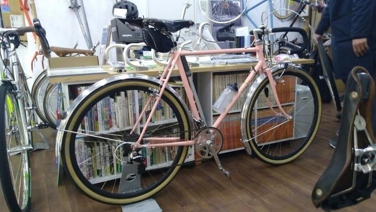 fan classic cyclotouring bikes  - 650b | ello