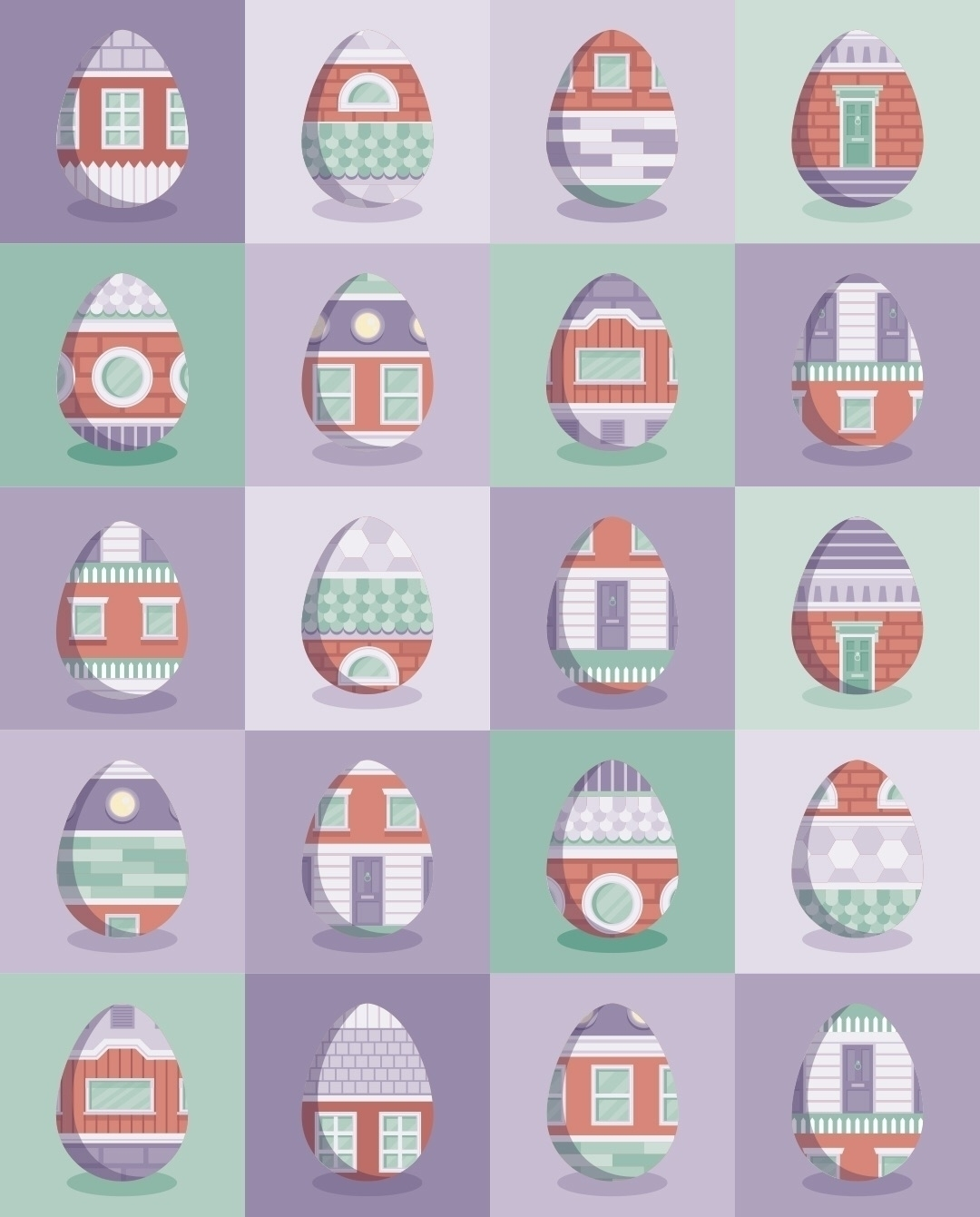 - | Happy Easter property theme - andyhau | ello